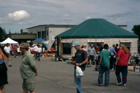 Flea Market Location